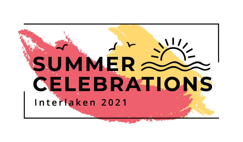 Verein Standortförderung Wirtschaftsraum Interlaken-Jungfrau - Entwicklung, Management, Marketing, Summer Celebrations 2021